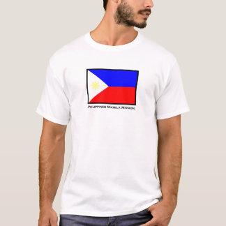 T-shirt de mission de Philippines Manille LDS
