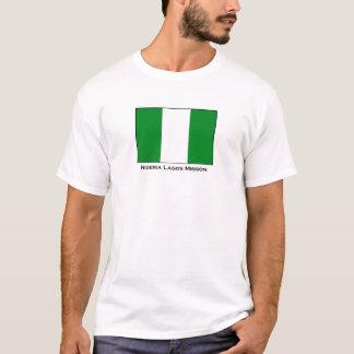 T-shirt de mission du Nigéria Lagos LDS