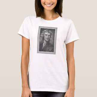 T-shirt de monsieur Isaac Newton