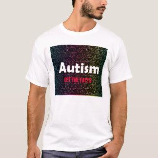 T-shirt de morceau de puzzle d'autisme