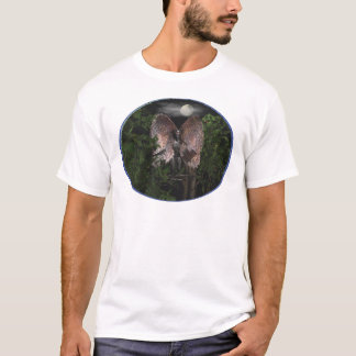 T-shirt de mothman