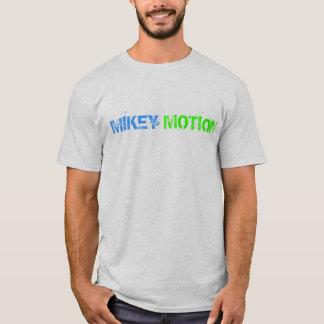 T-shirt de mouvement de Mikey