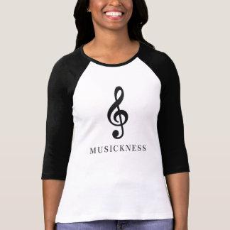 T-shirt de Musickness