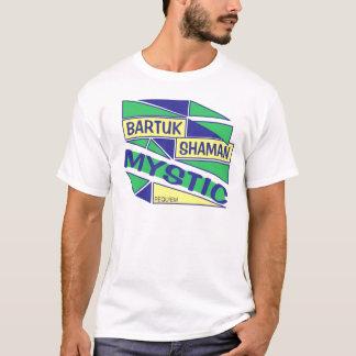 T-shirt de mystique de chaman