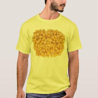 T-shirt de nano de Hanes des hommes de maïs