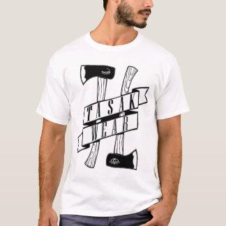 T-shirt de nano de l'USAGE   Hanes simplement de  
