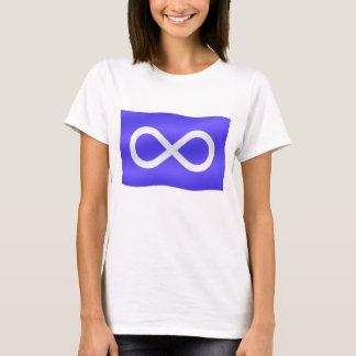 T-shirt de nation du tee - shirt des femmes de