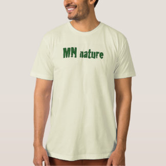 T-shirt de nature du Minnesota
