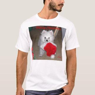 T-shirt de Noël avec un Esquimau américain