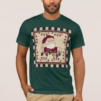 T-shirt de Noël de Père Noël