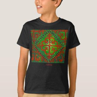 T-shirt de nomade pendant des ados
