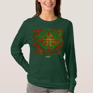 T-shirt de nomade pour des dames