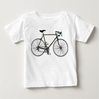 T-shirt de nourrisson de bicyclette