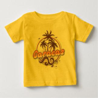 T-shirt de nourrisson de Caracas