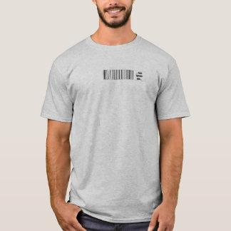 T-shirt De nouveau aux fondements