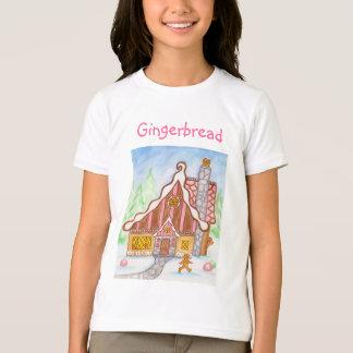 T-shirt de ondulation d'enfants de Chambre de pain