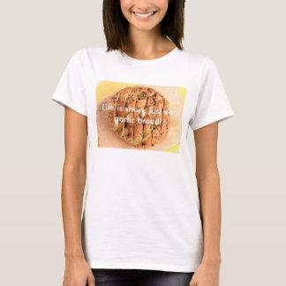 T-shirt de pain à l'ail de Laura Vitale !