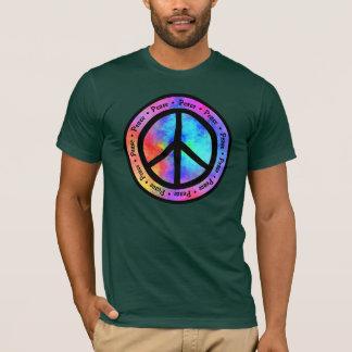 T-shirt de paix