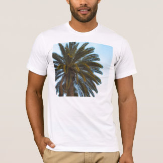 T-shirt de palmier