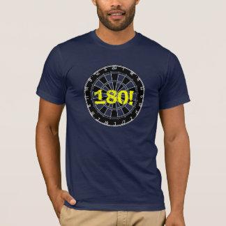 T-shirt de panneau de dard pour des fans et des
