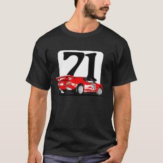 T-shirt de pantera de Detomaso