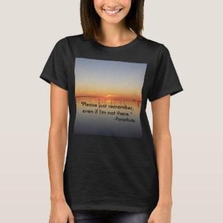 T-shirt de parachute