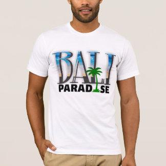 T-shirt de paradis de Bali