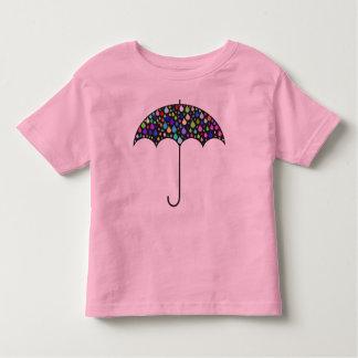 T-shirt de parapluie