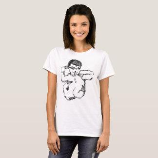 T-shirt de paresse
