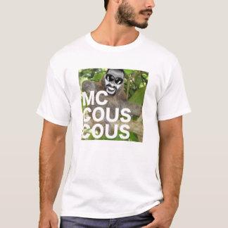 T-shirt de paresse de COUSCOUS de MC