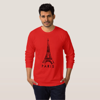 T-shirt de Paris