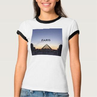 T-shirt de Paris de Louvre