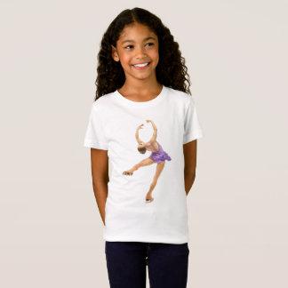 T-shirt de patineur artistique