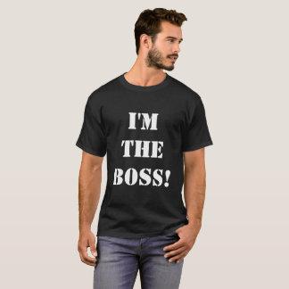 T-shirt de patron