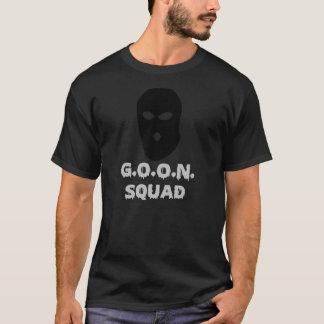 T-shirt de peloton de crétin