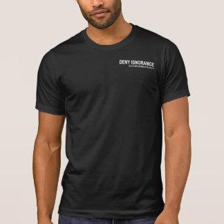 T-shirt de pensée critique
