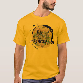 T-shirt de percussion