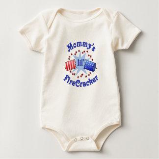 T-shirt de pétard de Lil de la maman