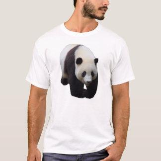 T-shirt de photo de panda géant