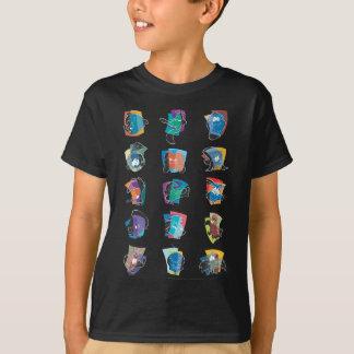 T-shirt De # photo LOONEY 5 TUNES™ op