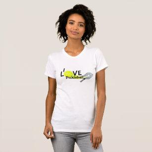 T-shirt de Pickleball