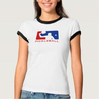 T-shirt de Pickleball : Sports (blancs)