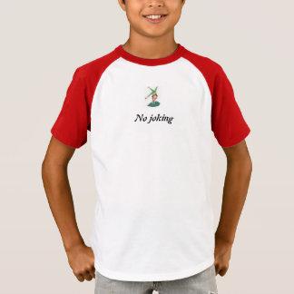 T-shirt de plaisanterie
