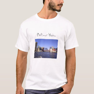T-shirt de port de Baltimore