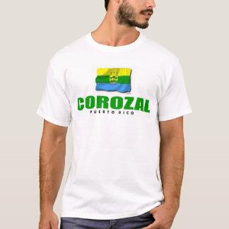 T-shirt de Porto Rico : Corozal
