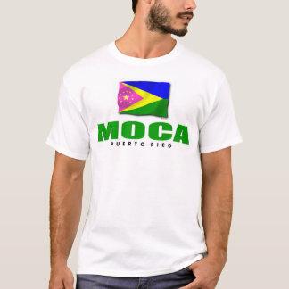 T-shirt de Porto Rico : Moca