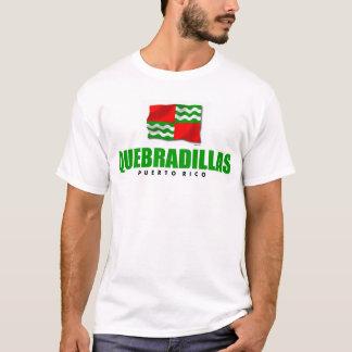 T-shirt de Porto Rico : Quebradillas