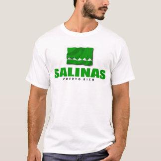 T-shirt de Porto Rico : Salines
