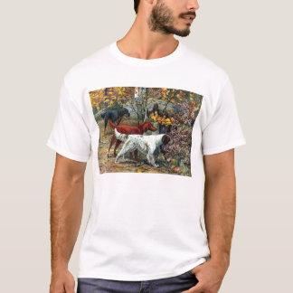 T-shirt de poseurs