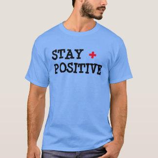 """T-shirt """"de positif de séjour"""""""